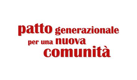 Patto generazionale per una nuova comunità