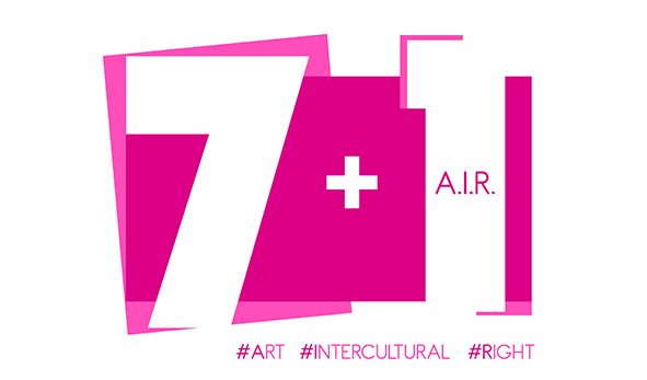 7+1 A.I.R. #ART #INTERCULTURAL #RIGHT